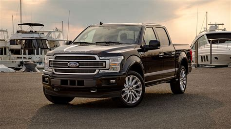 2019 ford 150 truck the 2019 ford f 150 limited luxury truck gets the raptor s