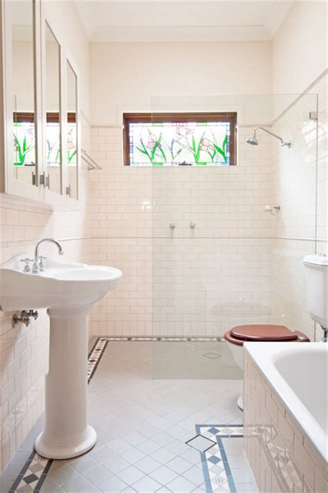 bungalow bathroom ideas californian bungalow renovation traditional bathroom