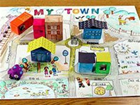 Grade Bedroom Map Project 1000 Images About Community Helpers On