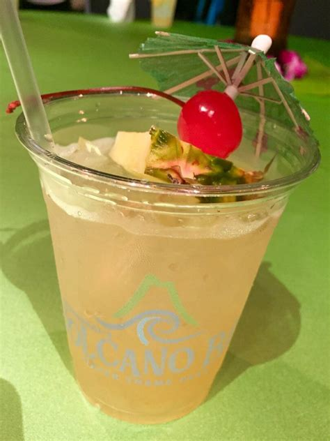 drink pic bay photos tiki drinks unveiled for volcano bay water park at universal orlando inside the magic