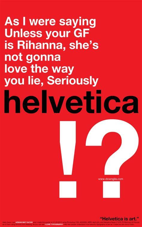 typography quiz helvetica typography test by gamep01nt on deviantart