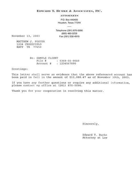 Payment Letter 7 Authority Letter For Payment Collection Cashier Resumes