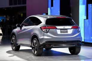 Honda Suv 2013 All Cars Nz 2013 Honda Suv Concept Leaked Images