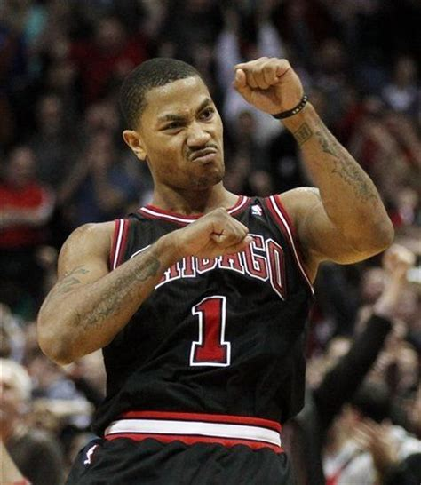 derrick rose  chicago blog  bull