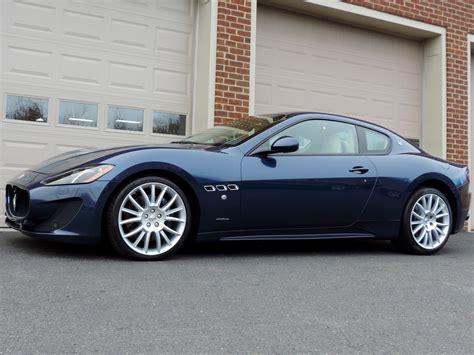 Maserati Nj by 2014 Maserati Granturismo Sport Stock 124681 For Sale