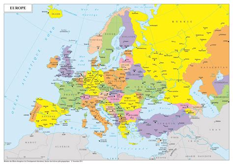 europe map pictures europe
