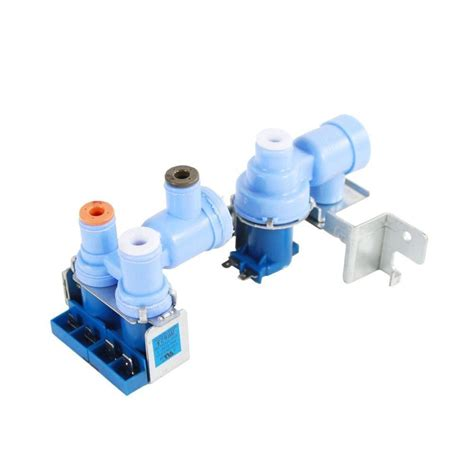 water inlet valve assembly for lg lsc27910sw refrigerator
