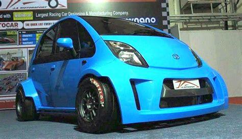 dimodifikasi tenaga mobil tata nano capai  hp okezone news