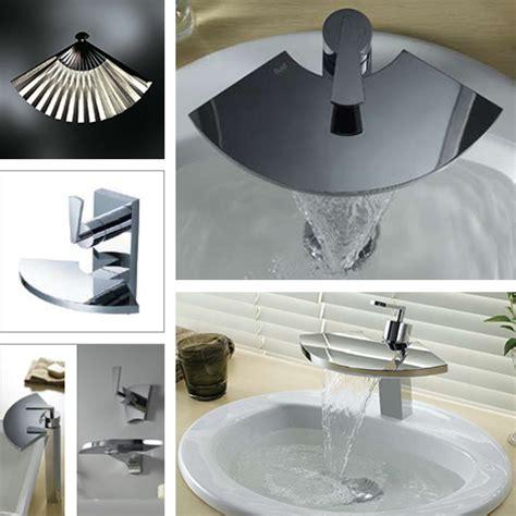 unusual bathroom faucets  fluid faucets captivatist