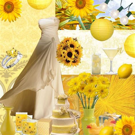 Yellow Decoration For Wedding by Princess S This Classic Linen Background Has A
