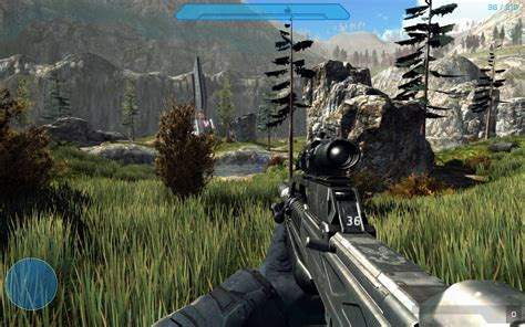 fan made halo game halo on pc through fan made project new gameplay teaser