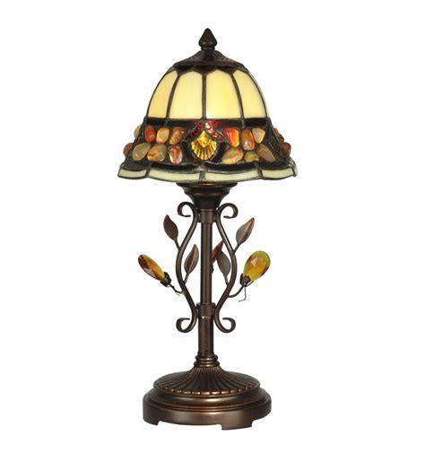 Hudson Valley Lighting Wall Sconces Dale Tiffany Ta90228 Pebblestone Table Lamp Lamps Com