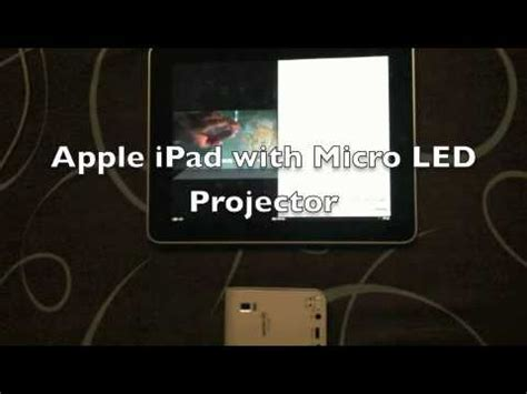 best micro led projector for presentation with micro led projector