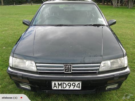 peugeot for sale nz rare peugeot 605 turbo for sale