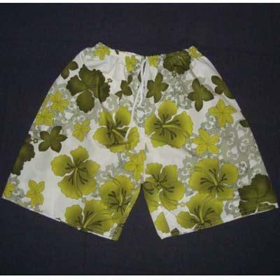 Celana Pantai Anak celana pantai tali hijau lumut oleh2bali kerajinan bali