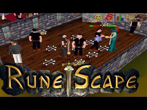 runescape on android rscrevolution runescape classic android gameplay