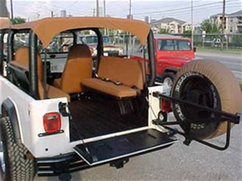 Jeeps By Autoquest Jeep Cj8 Overlander