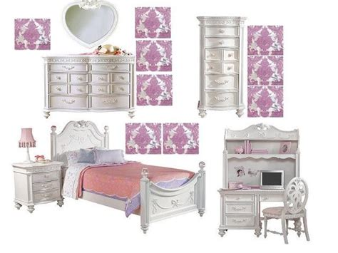 disney princess bedroom set from rooms to go