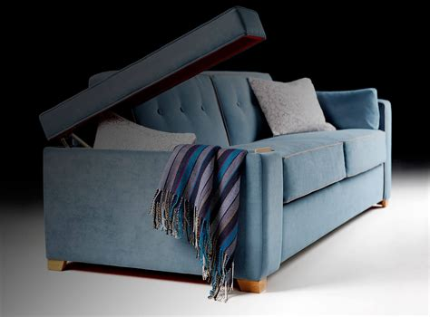 Sofa Bed With Chaise And Storage Sofa Beds For Every Day Use Comfort Day And Night