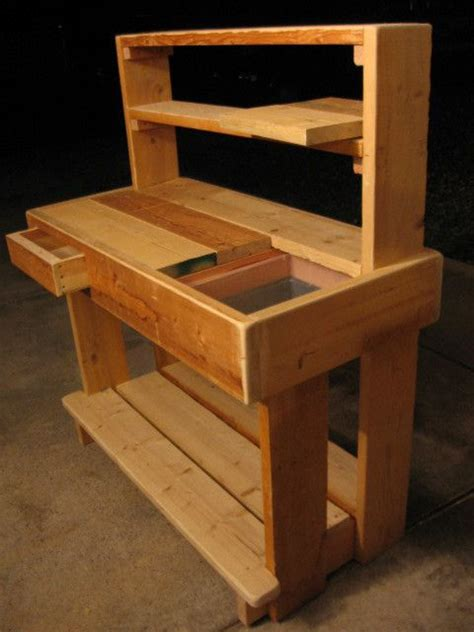 indoor potting bench 1000 images about gardening on pinterest gardens