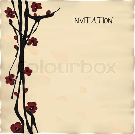 Invitation Card Blank Format