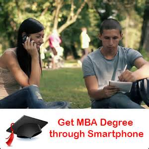 I Get An Mba Degree On May by What If You Could Pursue Your Mba Degree Using Your