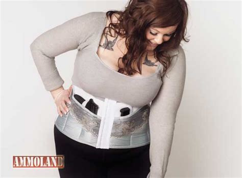 ccw concealed carry corset review enter to win a dene adams concealed carry corset a sig