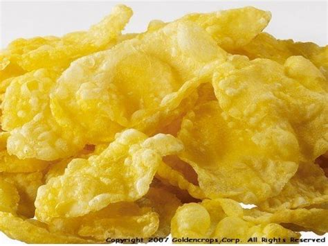 Goldencrops Corn Flake toasted corn flake products taiwan toasted corn flake supplier