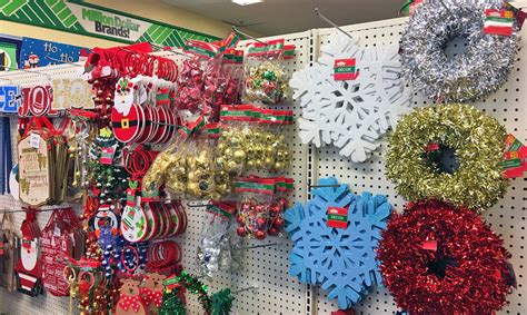 christmas tree decorations dollar general ideas about