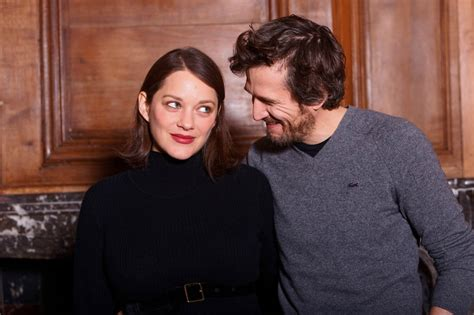 guillaume canet cotillard marion cotillard and guillaume canet promote rock n roll