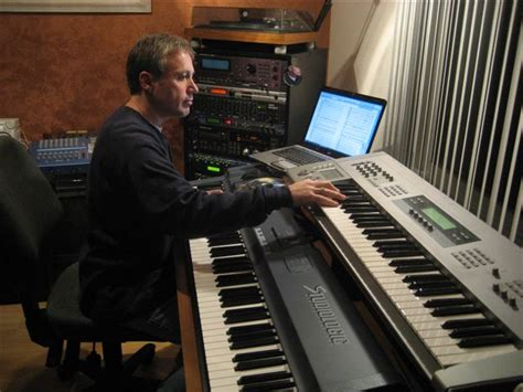 biography of a film music composer broadcast tv and film composer joe wiedemann