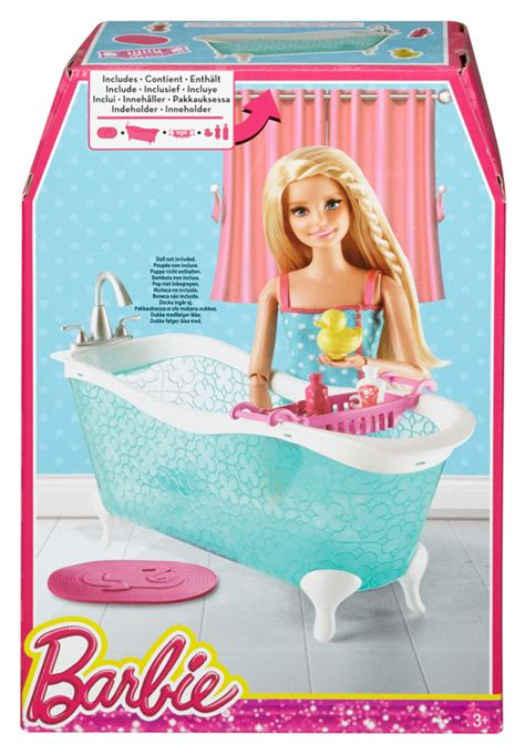 barbie bathtub barbie 174 bathtub set