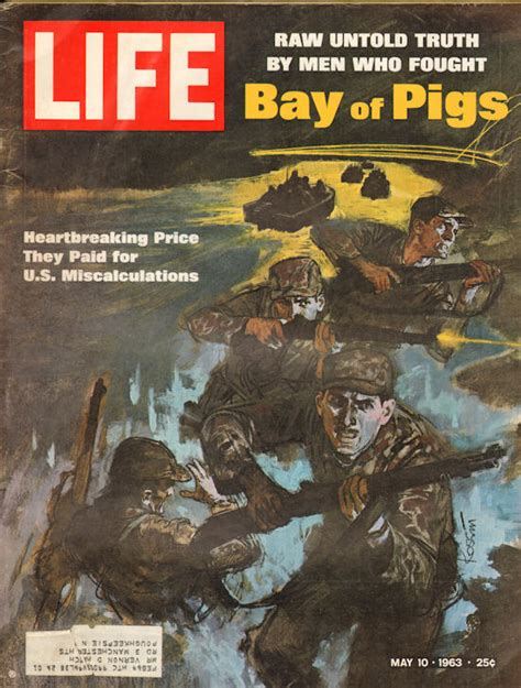 bay of pugs bay of pigs we didn t start the lyrics meaning