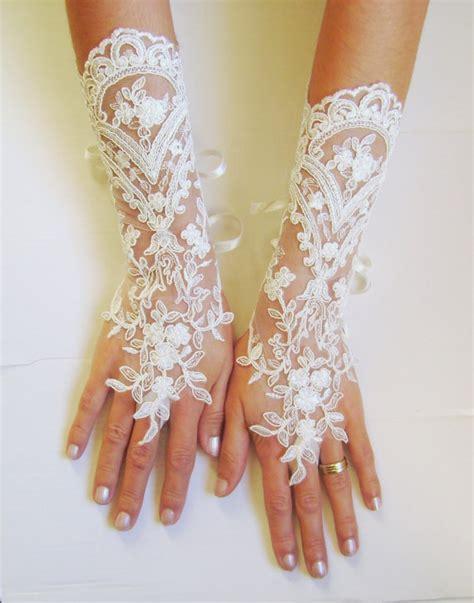 long ivory wedding gloves bridal gloves gloves fingerless