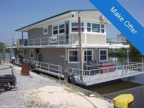 party barge boats for sale in louisiana house barges for sale louisiana custom built 69 for sale
