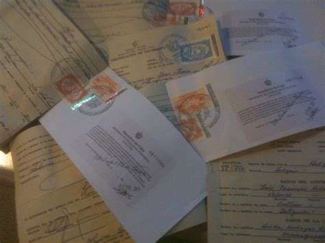 Cuban Birth Records Cuban Birth Marriage And Certificates Cubacityhall