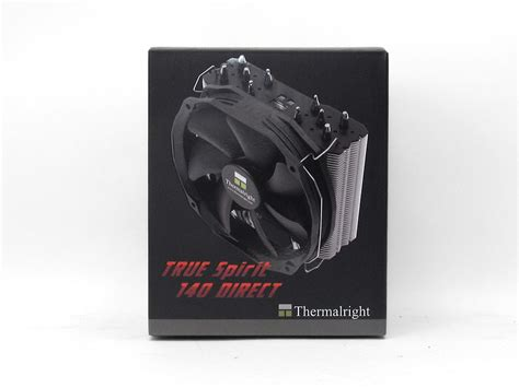 Thermalright Cpu Cooler True Spirit 140 Direct 1 thermalright true spirit 140 direct review techpowerup