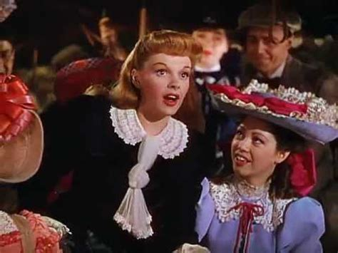 Can You Search On Meet Me Judy Garland The Trolley Song Meet Me In St Louis 1944