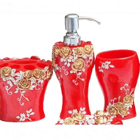 red rose bathroom accessories red rose bathroom accessories 28 images red rose