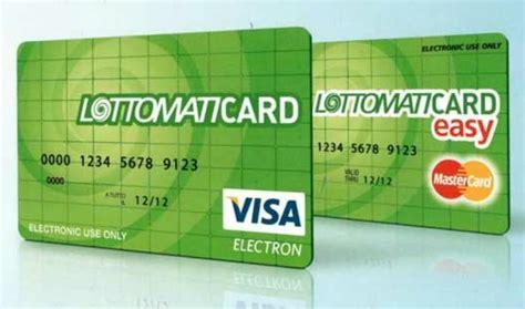 carte prepagate carta prepagata lottomatica cosa offre conviene