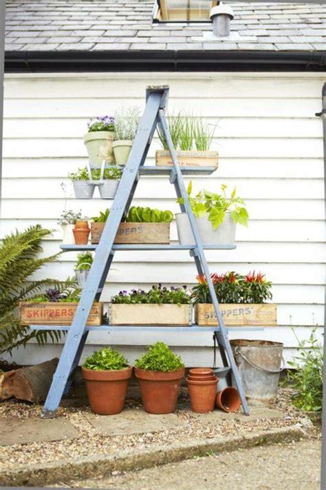 Pflanzentreppe Selber Bauen by Do It Yourself Ideen F 252 R Die Blumentreppe Im Garten