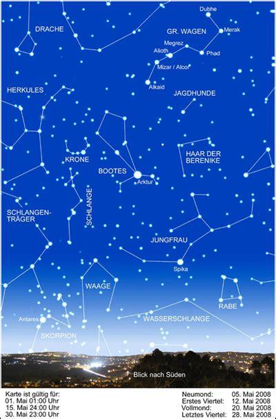 der große wagen sternbild wetternews astro infos mai 2008 gro 223 er wagen und gro 223 er