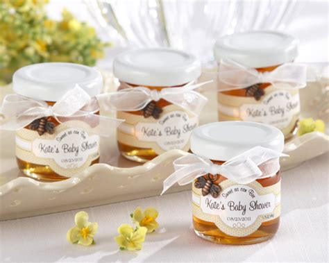 Kate Aspen Baby Shower Favors by Sweet As Can Be Personalized Honey Baby Shower Favors By