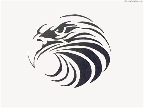 eagle tattoo designs free eagle design clipart best