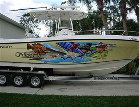 river boat graphics marine craft signs gallery jp signs brisbane