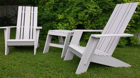 Modern Adirondack Chairs by Modern Adirondack Chairs