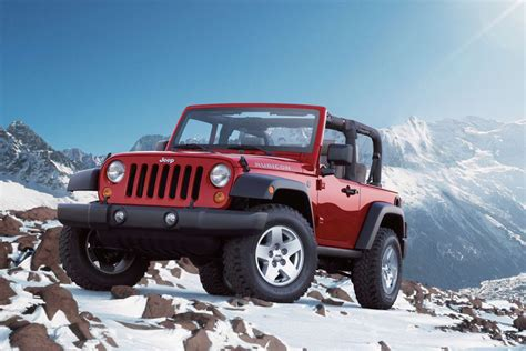 Jeep Wrangler 2008 Price 2008 Jeep Wrangler Reviews Specs And Prices Cars