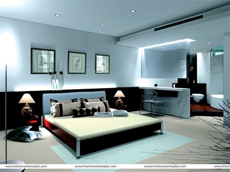 Interiors Designs For Bedroom Interior Exterior Plan No Frills Bedroom Design