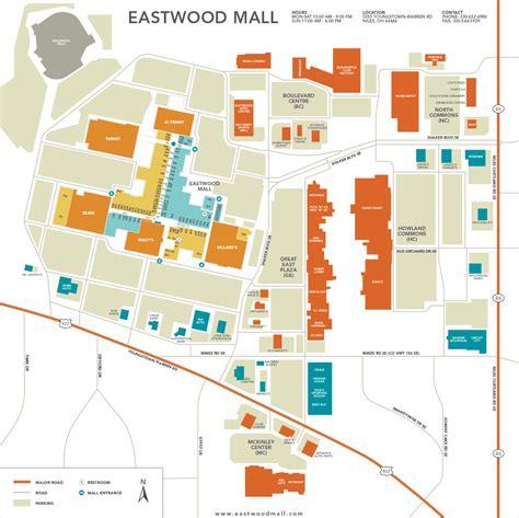 Layout Of Eastwood Mall | junn matsuda online portfolio