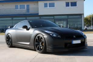 Nissan Gte Avus Performance Nissan Gt R Black Edition Car Tuning
